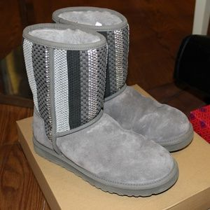 Patterned Ugg Boots